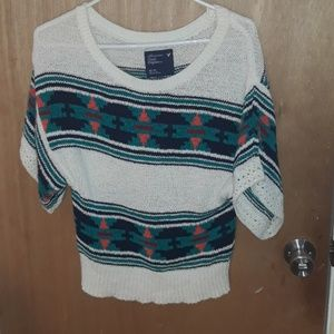 American eagle knitted top